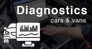 Car & Van diagnostics Walsall Wood