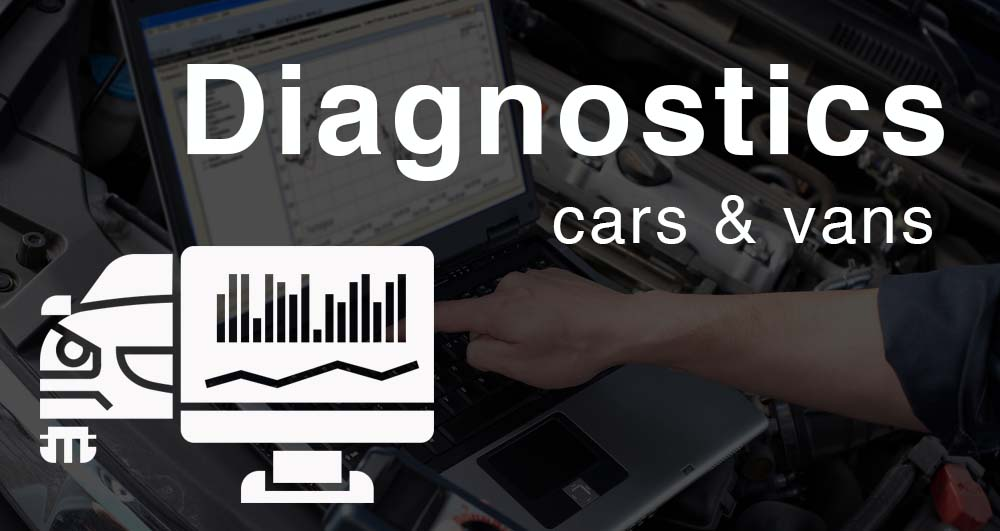 Car & Van diagnostics Walsall Wood