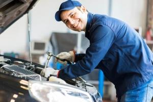mechanic repair servicing