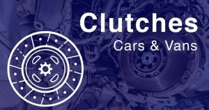 Clutch replacement cars & vans