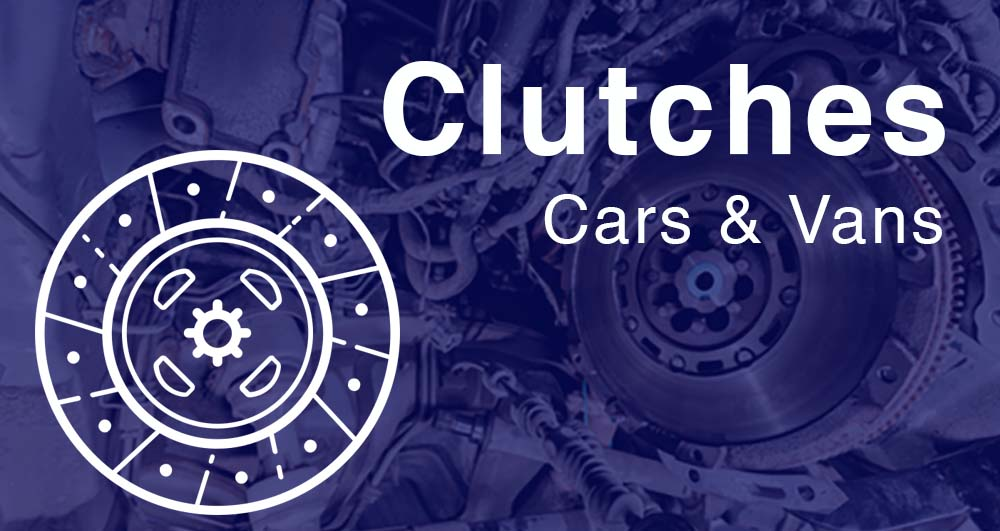 Clutch replacement cars & vans