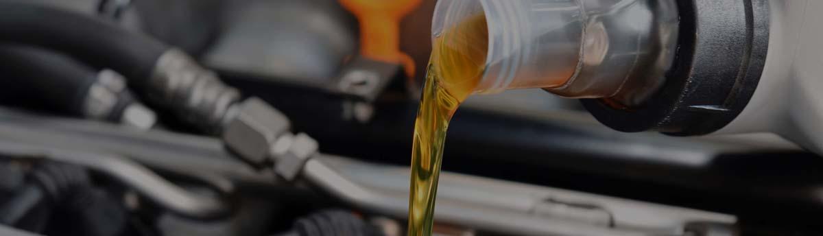 Walsall Wood Vehicle Oil Change