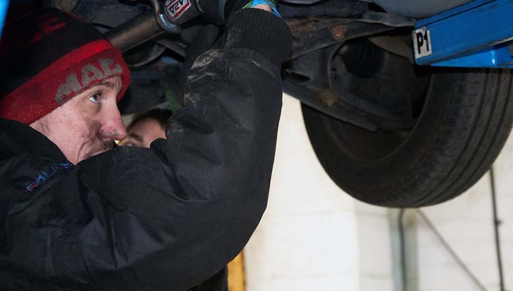 Exhaust replacement Pelsall and Aldridge