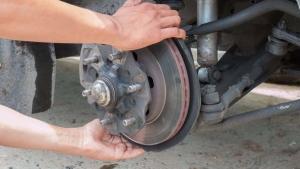 brake replacing Sutton Coldfield