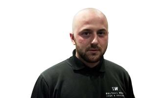 Adam Evans - Service Manager