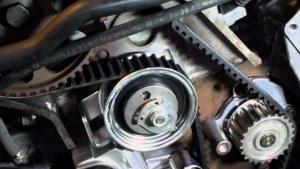 timing belt change Bloxwich