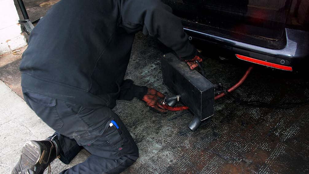 Exhaust Replacements services Walsall Wood