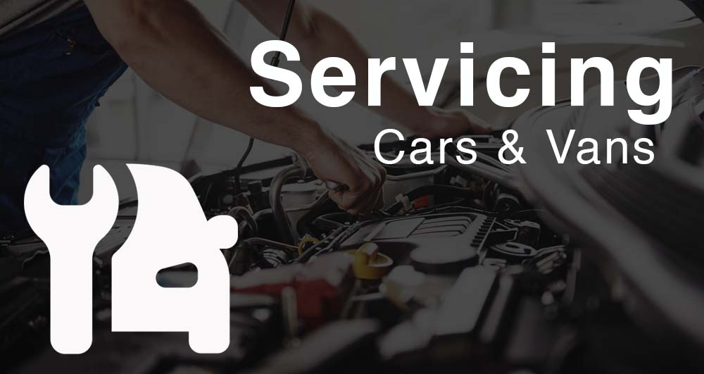 car and van servicing Walsall Wood