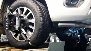 Wheel alignment in Walsall Wood